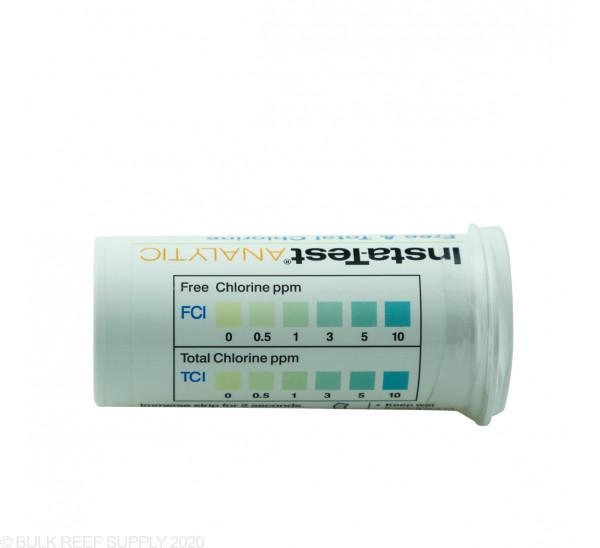 Insta-Test Free & Total Chlorine & Chloramine Strips (Fresh Water) - LaMotte