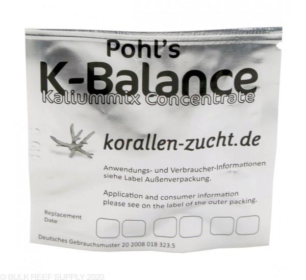 Pohl's K-Balance Potassium Concentrate Automatic Elements
