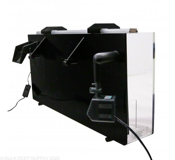 Large AquaFuge2 Hang on External Refugium with LED Lighting - CPR A
