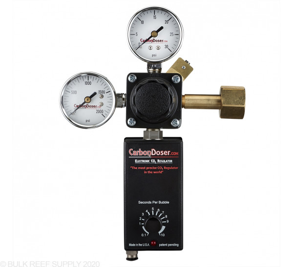 CarbonDoser Electronic CO2 Regulator with John Guest Fitting - Aquarium Plant Life