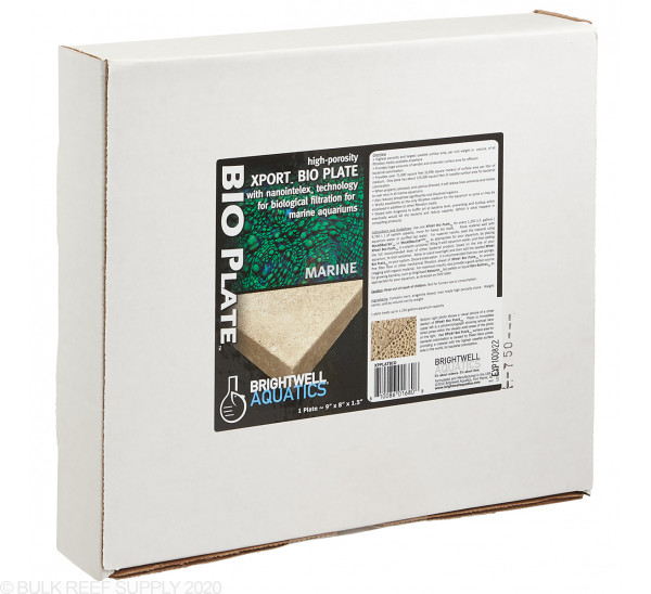 Xport-BIO Biological Filtration Plate - Brightwell Aquatics