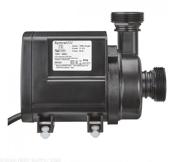 Syncra ADV 7.0 Water Pump (1900 GPH) - Sicce