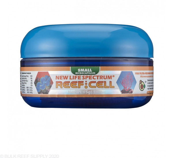 NewLife Reef Cell 15g Small Microcapsules