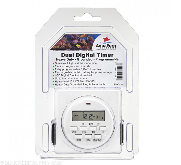 Hamilton Technology	Dual Digital Timer
