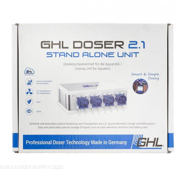 Doser 2.1 SA 4 Pump Master (White Body) - GHL