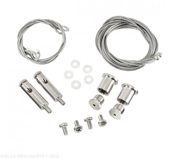 Suspension Kit - 435mm for 6&8 bulb fixtures