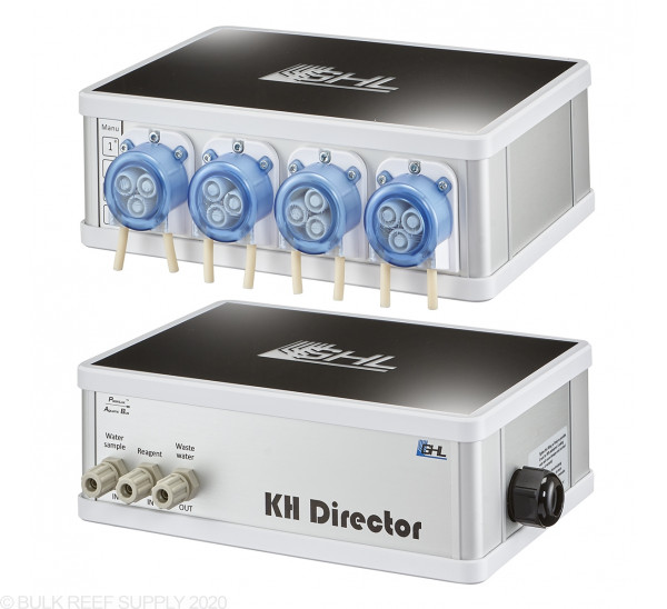 KHL Director with Black 2.1 SA 4-Pump Doser - GHL