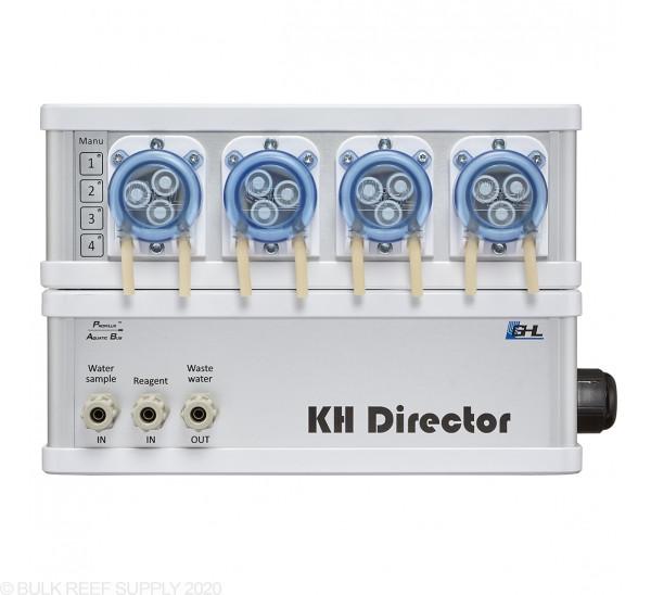 KH Director with White 2.1 SA 4-Pump Doser - GHL