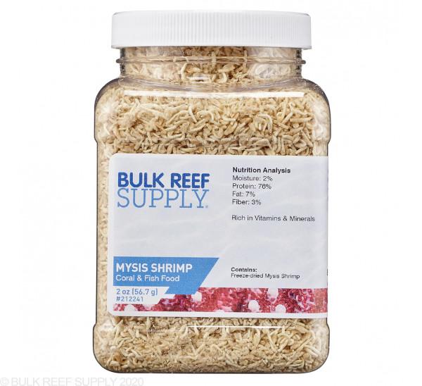 Mysis Shrimp - Freeze Dried - Bulk Reef Supply