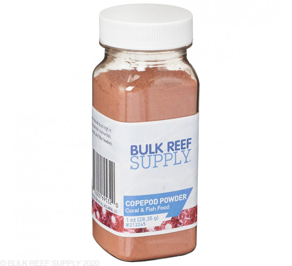 Copepod Powder - Freeze Dried - Bulk Reef Supply