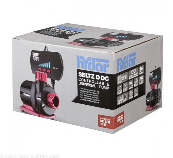 Seltz D 500 DC Controllable Pump (500 GPH) - Hydor