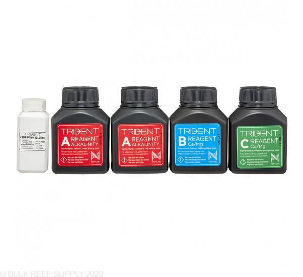 Trident 2-Month Reagent Kit - Neptune Systems