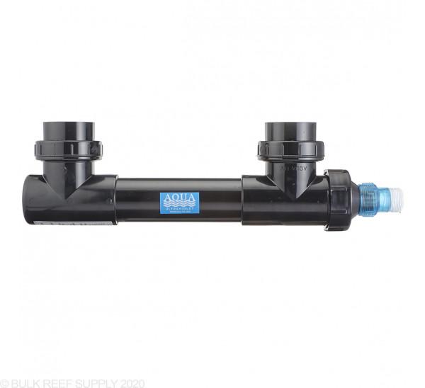 25 Watt Classic UV Sterilizer - Black Body - Aqua Ultraviolet