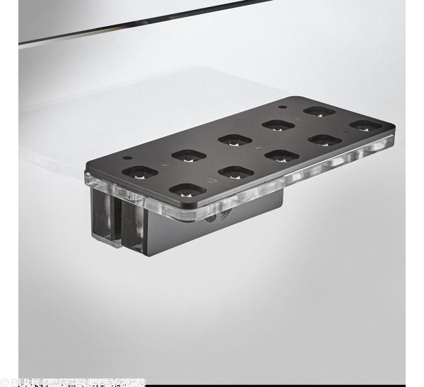 10 Hole XS Nano Magnet Frag Rack - Zen Reef