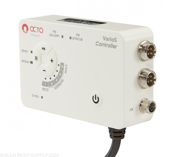 VarioS-2S Controllable DC Skimmer Pump - Reef Octopus - front primary