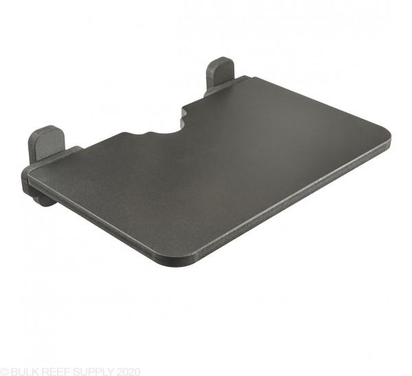 Aquarium Controller Board Shelf Accessory - Black - Adaptive Reef