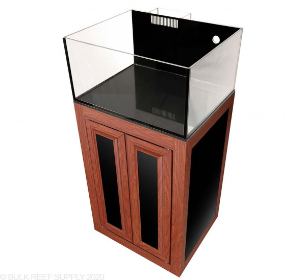 Nuvo EXT 25 Lagoon Aquarium with Wood APS Stand - Innovative Marine