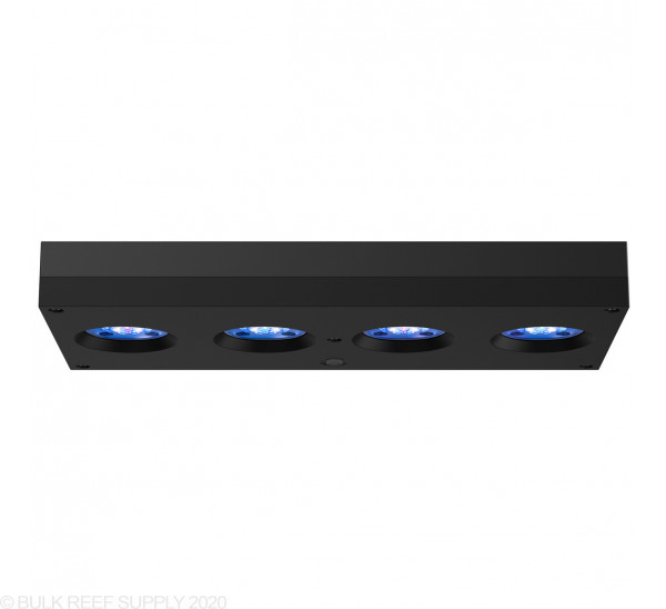 Hydra 64 HD LED Reef Light - Black - Aqua Illumination