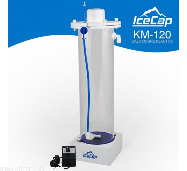 KM-120 Magnetic Kalkwasser Mixing Reactor - IceCap