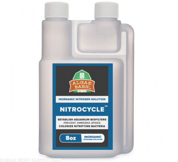 NitroCycle Rapid Aquarium Cycling Additive - AlgaeBarn