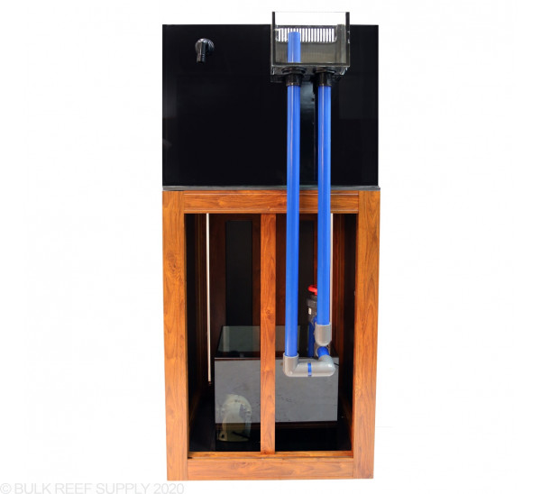 Nuvo EXT 100 Aquarium with Wood APS Stand - Innovative Marine