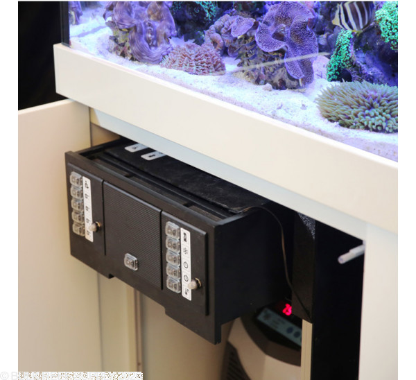 Max S-650 LED Complete Reef System (170 Gal) - Red Sea