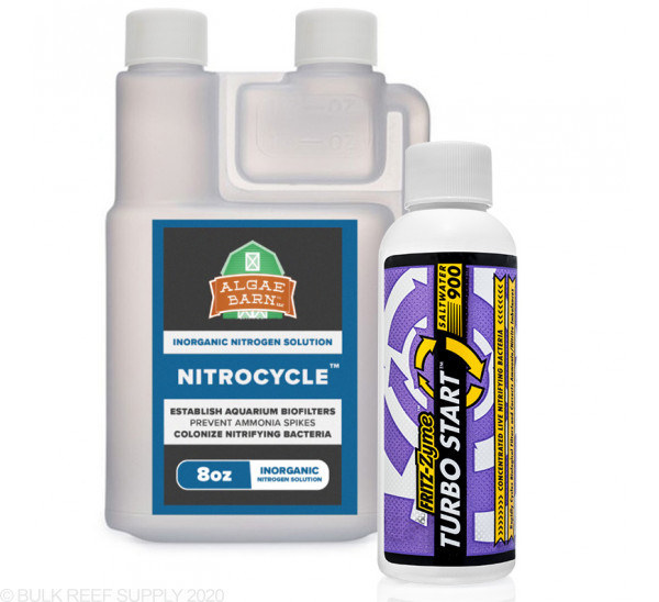 RapidCycle Aquarium Cycle Kit - AlgaeBarn