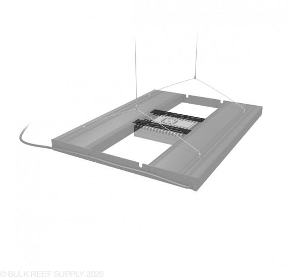 Rectangle Hybrid Mounting Bracket - AquaticLife