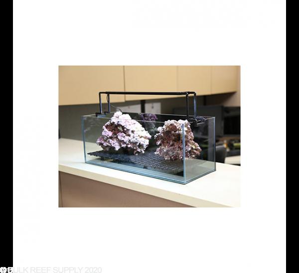 Nuvo Black 6 Gallon Aquarium - Innovative Marine