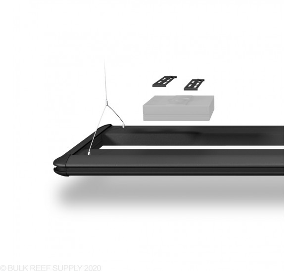 "24"" DX18 Hybrid Dimmable T5 HO Light Fixture - Aquatic Life"