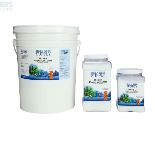 BRS Bulk Magnesium Sulfate Aquarium Supplement