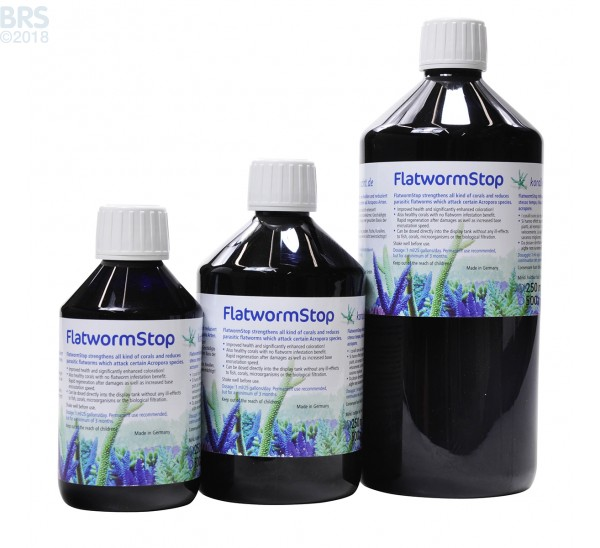 Korallen-Zucht Flatworm Stop - 3 Sizes Available
