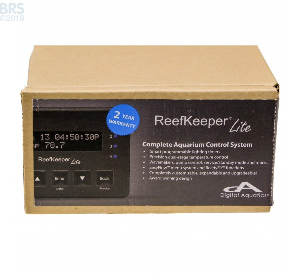 ReefKeeper Lite Basic - Digital Aquatics