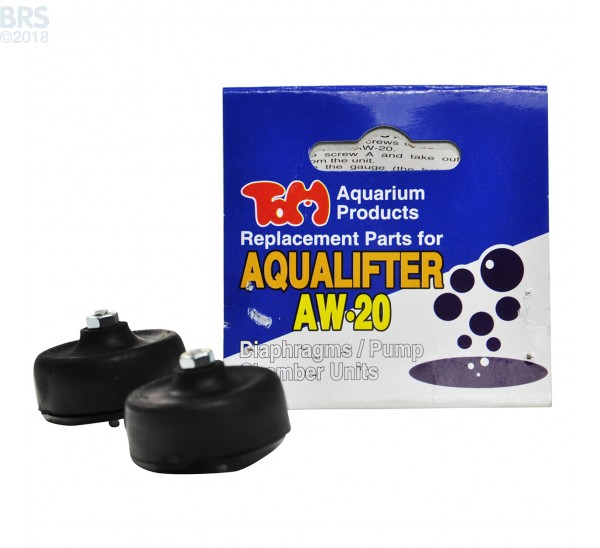 Aqua Lifter Replacement Diaphragm Bulk Reef Supply