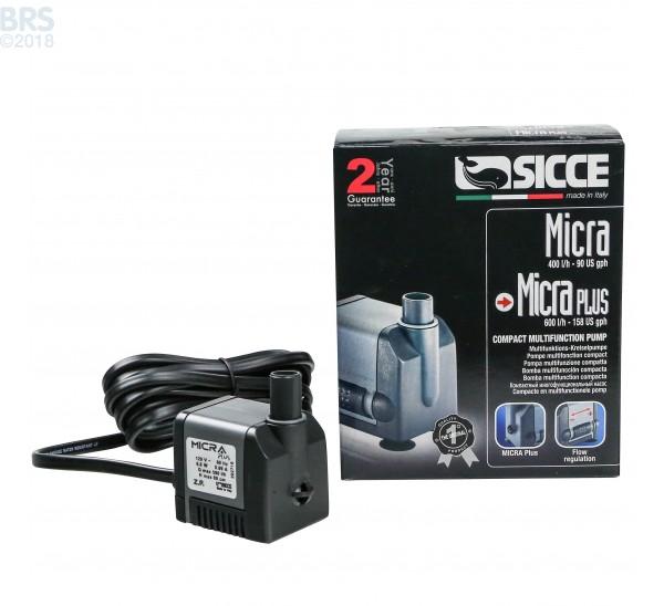 Sicce MICRAPLUS Pump (158 GPH)