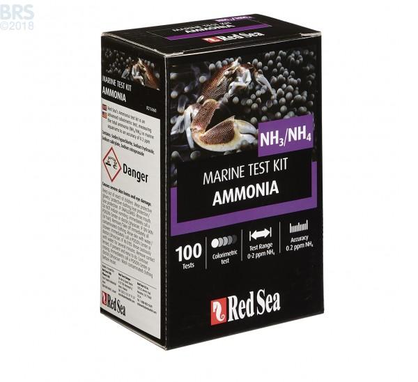 Red Sea Ammonia Test Kit