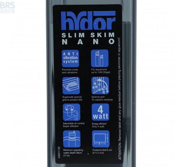 Hydor Nano-Skim Protein Skimmer