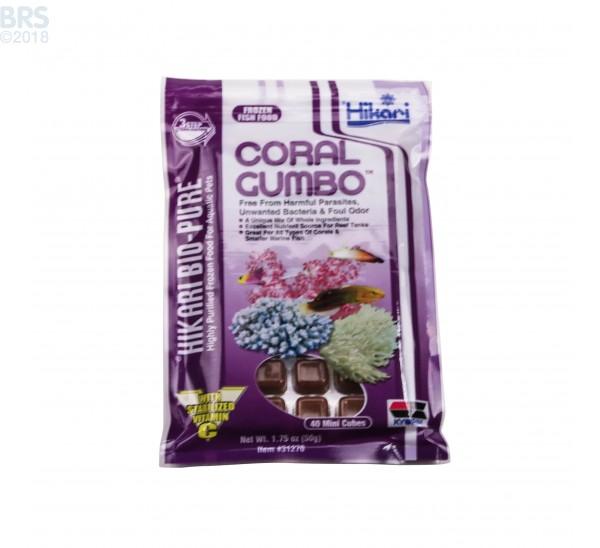 Hikari Bio-Pure Frozen Coral Gumbo 1.75 oz