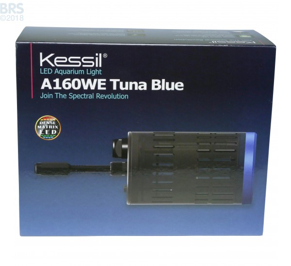 Kessil A160WE Tuna Blue LED Light Side View