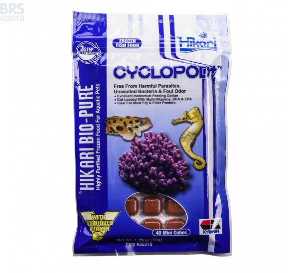 Hikari Bio-Pure Frozen Cyclopod