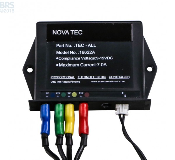 Coolworks Temperature Controller for IceProbe Chiller - Nova Tec