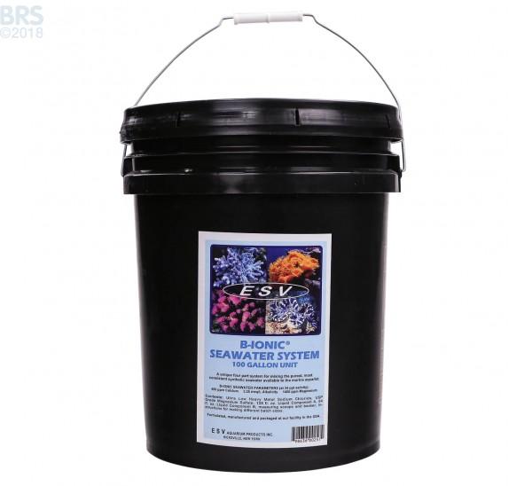 B-Ionic Seawater System Salt Mix - ESV - 100 Gallon