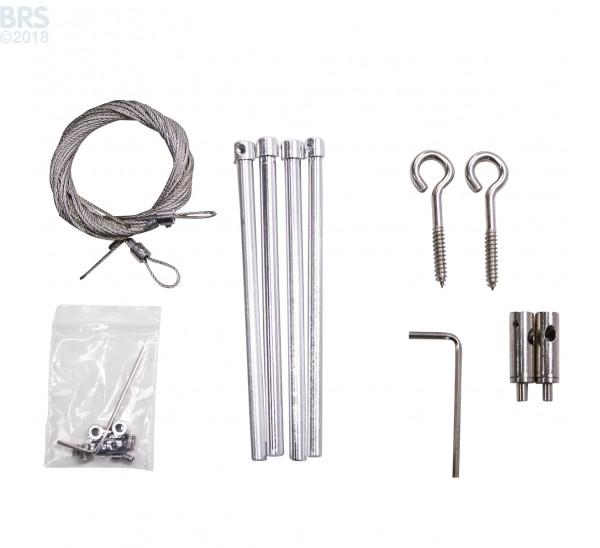 ZS-7000 Shieldo Hanging Kit - Zetlight
