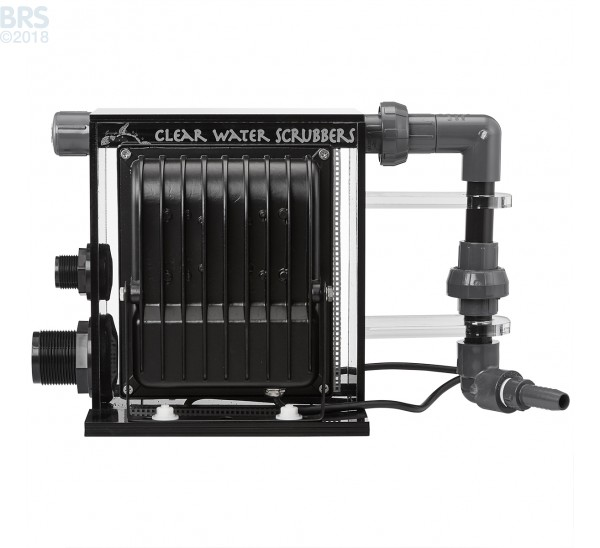 CW-100 External Algae Scrubber - Clear Water