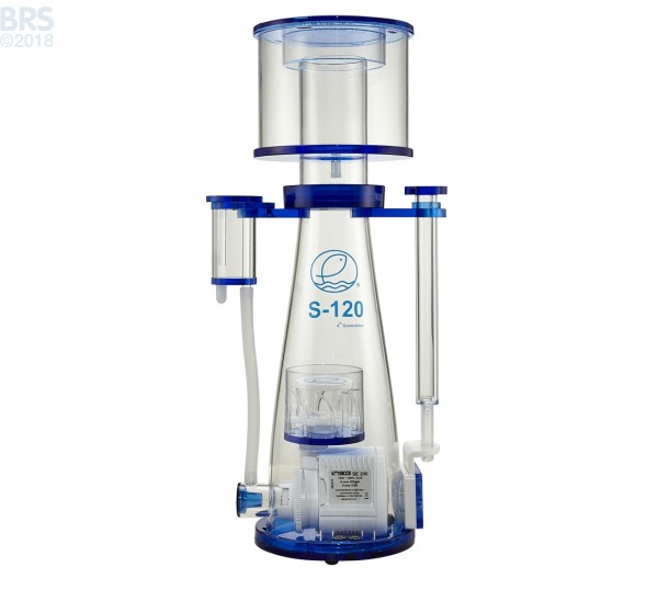 S-120 Space Saving G4 Protein Skimmer - Eshopps