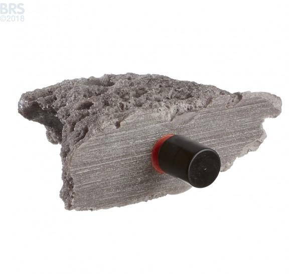 Dark Brown Nano Single Shelf