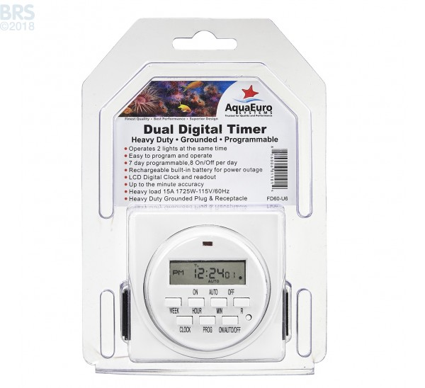 Hamilton TechnologyDual Digital Timer