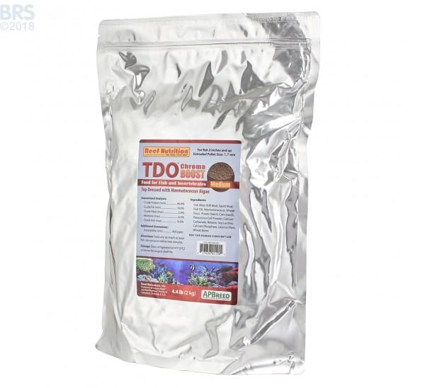 TDO Chroma BOOST Medium Granule Fish Food - Reef Nutrition