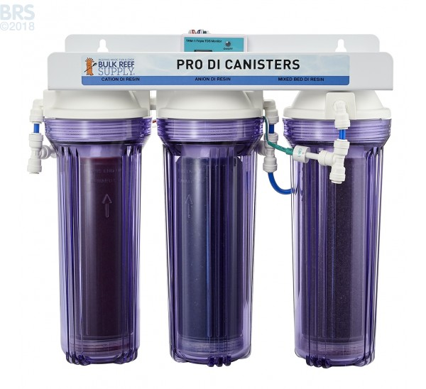 7 Stage PRO 200 GPD Water Saver RO/DI System - Bulk Reef Supply
