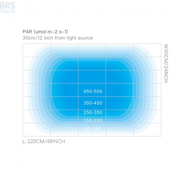 C-Ray 200 LED Light (Black) - Cobalt Aquatics